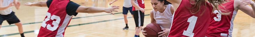 Entrenamiento Deportivo en Baloncesto