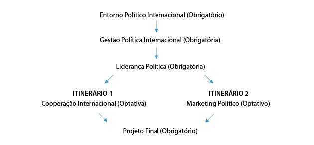 Mestrado Internacional em Ciências Políticas