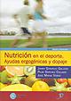 NUTRICIÓN EN EL DEPORTE. AYUDAS ERGOGÉNICAS Y DOPAJE